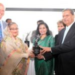 Bangladesh PM receives global plaudits