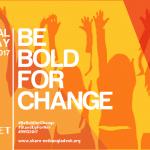 IWD 2017: #BeBoldForChange