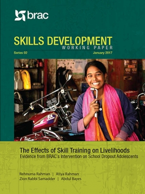 The Effects of Skill Training on Livelihoods