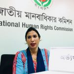 The first transgender employee at Bangladesh Nat'l Human Rights Commission