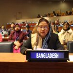 'Remarkable success in advancing women' of Bangladesh