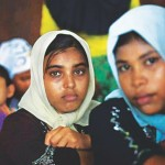 Health care facility for married adolescent girls in Bangladesh