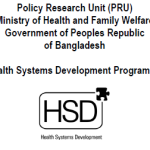 Reproductive and maternal health care of Bangladesh