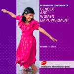 The Pathway to Women's Empowerment