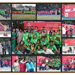 'SHOKHI Women's Football Tournament 2015' for Victory Day