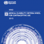 Medical Eligibility Criteria Wheel for Contraceptive