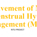 Men involvement in menstrual hygiene interventions