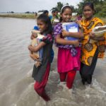 Promote action focused on girls to combat climate change