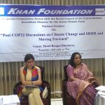Support for SRHR and climate adaptation projects urged