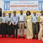 Bandhu Social Welfare Society hosts an award ceremony