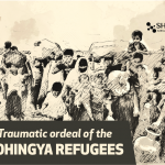 Traumatic Ordeal of Rohingya Refugees