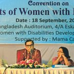 """Rights of Women with Disabilities"""