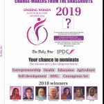 Unsung Women Nation Builders Awards 2019