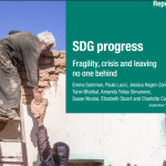 SDG Progress: Fragility, Crisis, and Leaving No One Behind