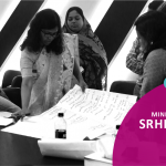 Mind Mapping Session in 'SRHR in Fragile Settings'