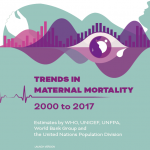 Maternal Mortality: Levels and Trends