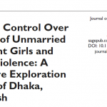 Multilevel Control Over Sexuality of Unmarried Adolescent Girls and Related Violence