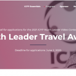 Youth Leader Travel Award