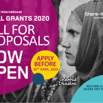 Share-Net International Small Grants 2020