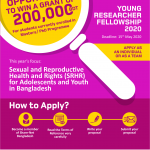 Share-Net Bangladesh Young Researcher Fellowship 2020