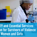 COVID-19 and Essential Services Provision for Survivors of Violence Against Women and Girls