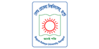Dr. Wazed Research and Training Institute, Begum Rokeya University, Rangpur. Rangpur-5404