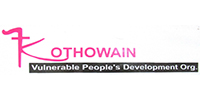 KOTHOWAIN (vulnerable peoples development organization)