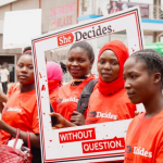 SheDecides: Protecting Her Right to Decide During Covid-19