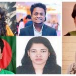 Six Bangladeshis in Women Deliver Young Leaders Class of 2020
