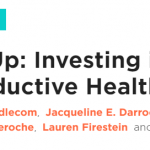 Adding It Up: Investing in Sexual and Reproductive Health 2019