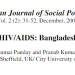 Gender and HIV/AIDS: Bangladesh Perspective