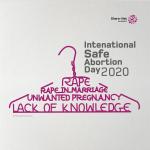 Celebrating International Safe Abortion Day