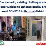 Action Research on Covid-19 Threatening to Existing SRH Services for Young People