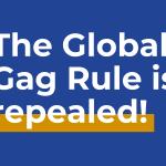 "Biden to end Trump-era anti-abortion ""global gag rule"""