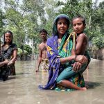 Climate change and and its impact on women in Bangladesh
