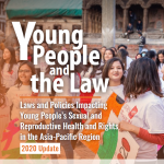 UNFPA Launches Report on Young People and the Law: 2020 update