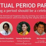 Join Perfect Fit's Virtual Period Party on MH Day!