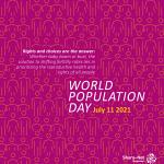 Projecting Bangladesh on World Population Day 2021