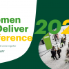 Call for Applications for the 'Women Deliver 2023 Conference' Advisory Group